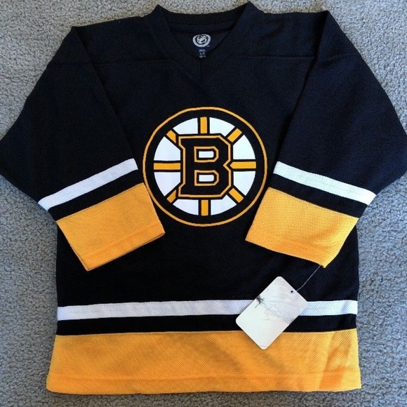 new styles fe894 f1ebf Boston Bruins Youth Jersey Large Chara #33 Boutique